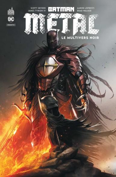 Batman metal : le multivers noir