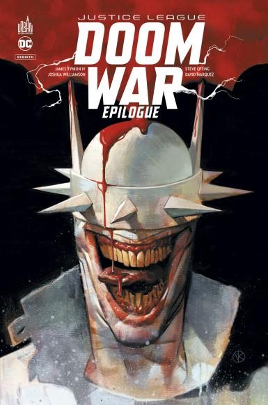 Justice league doom war – épilogue