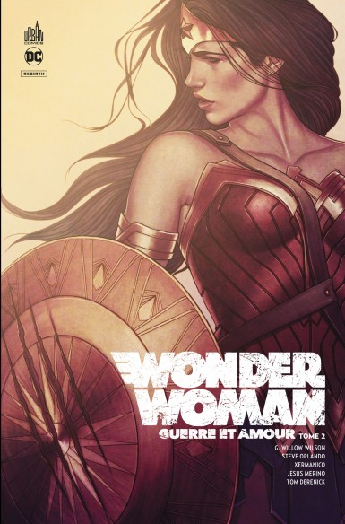 Wonder woman guerre & amour tome 2