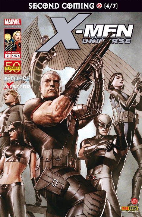 X-men Universe 02