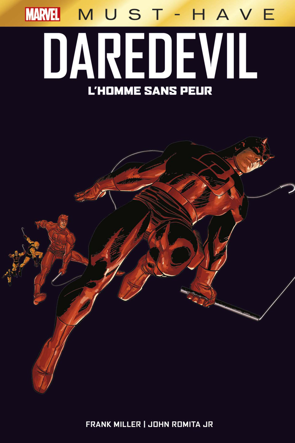 DAREDEVIL : L'HOMME SANS PEUR (MUST HAVE)