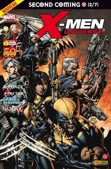 X-men Universe 01