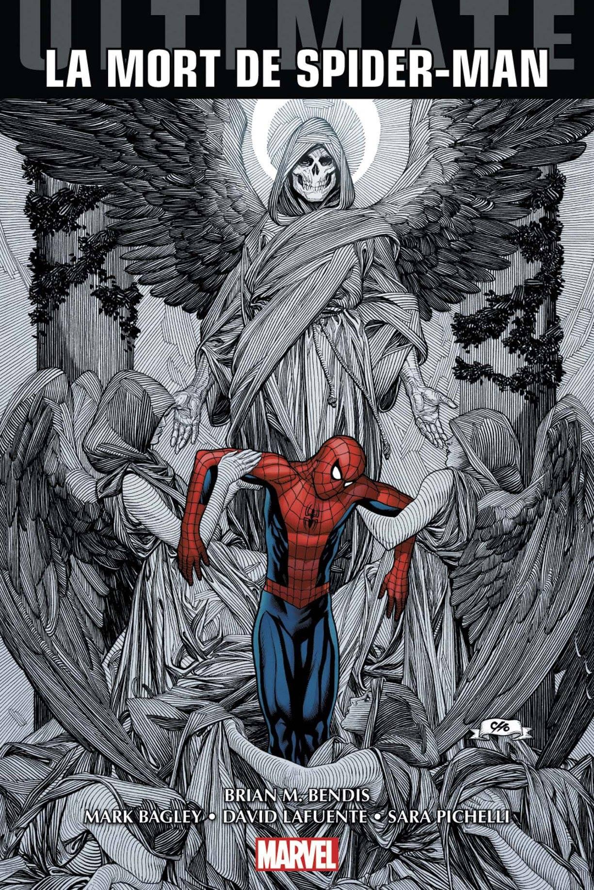 ULTIMATE SPIDER-MAN : LA MORT DE SPIDER-MAN