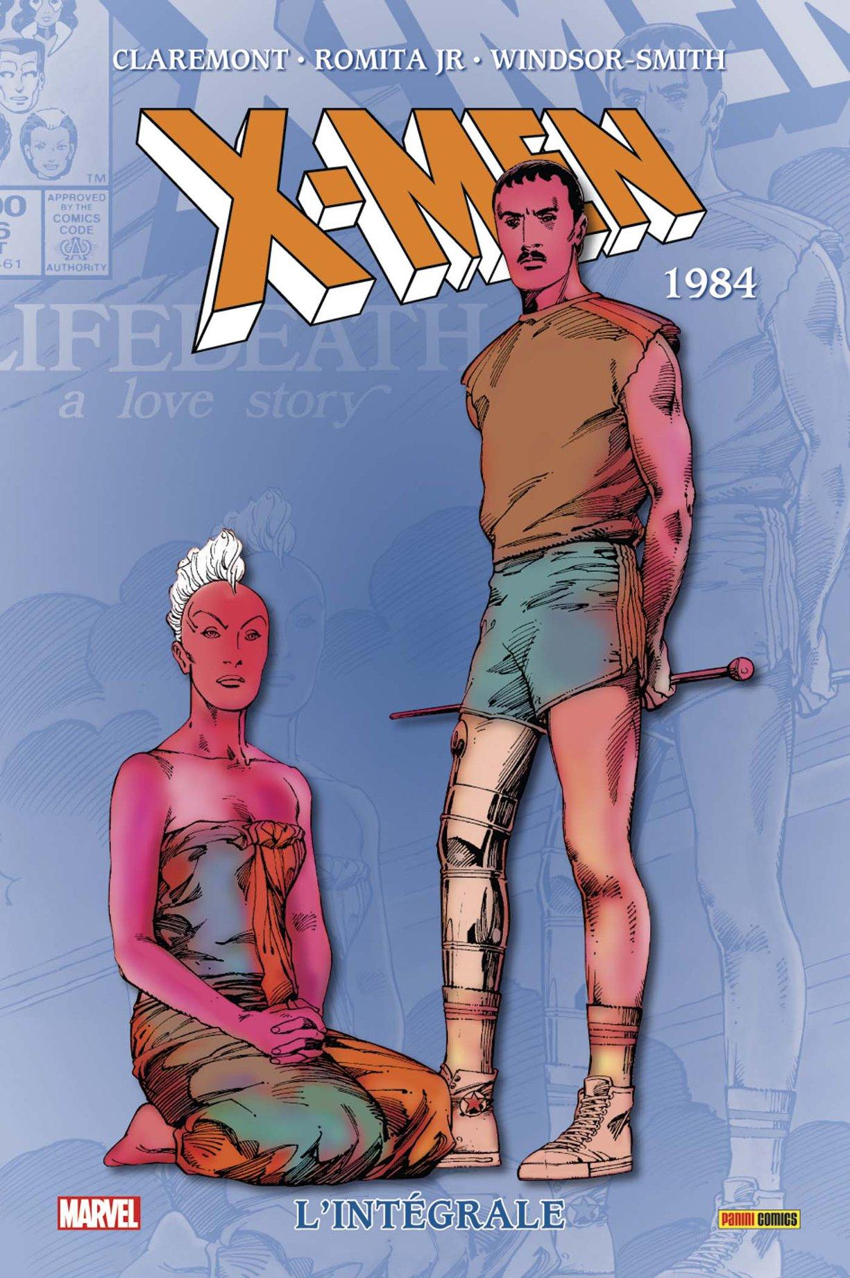 X-MEN :L'INTÉGRALE 1984