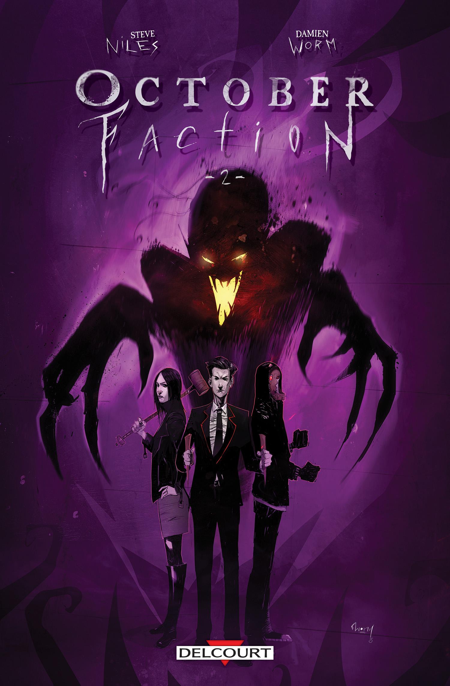 October Faction T02