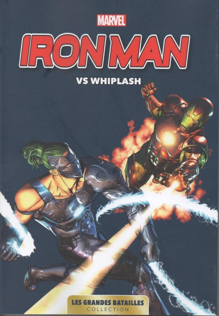 Iron Man VS Whiplash