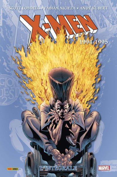 X-MEN : L'INTÉGRALE 1994-1995