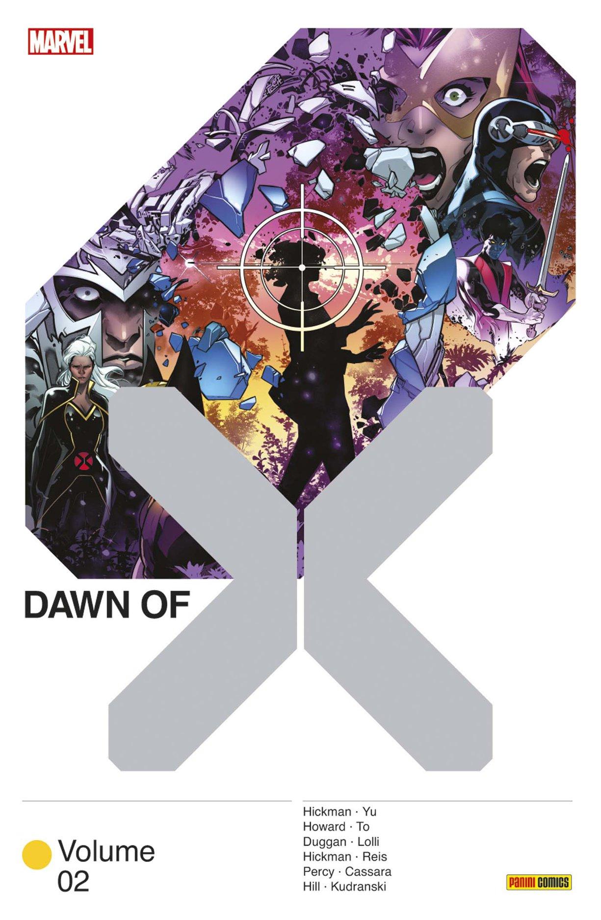 X-MEN : DAWN OF X 2