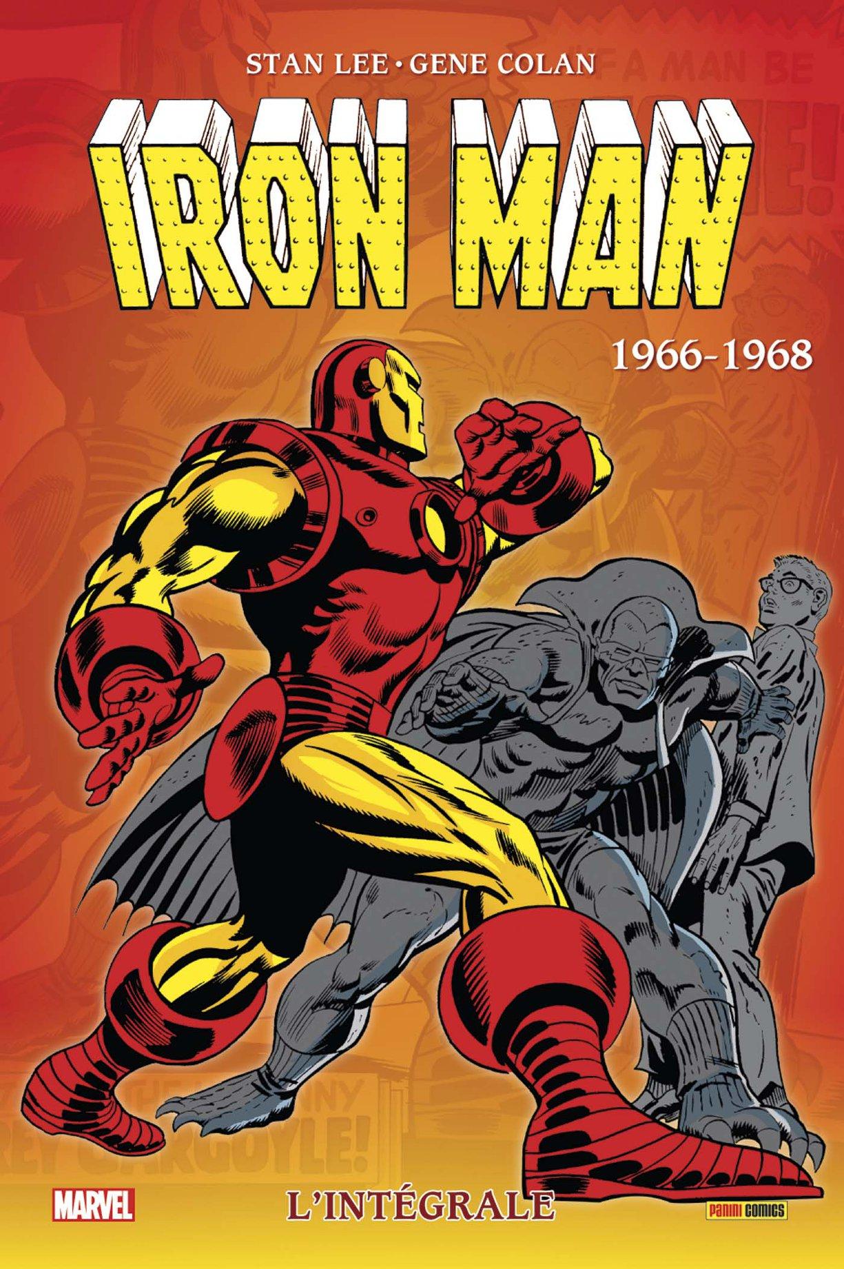 IRON MAN : L'INTÉGRALE 1966-1968 (NOUVELLE ÉDITION)