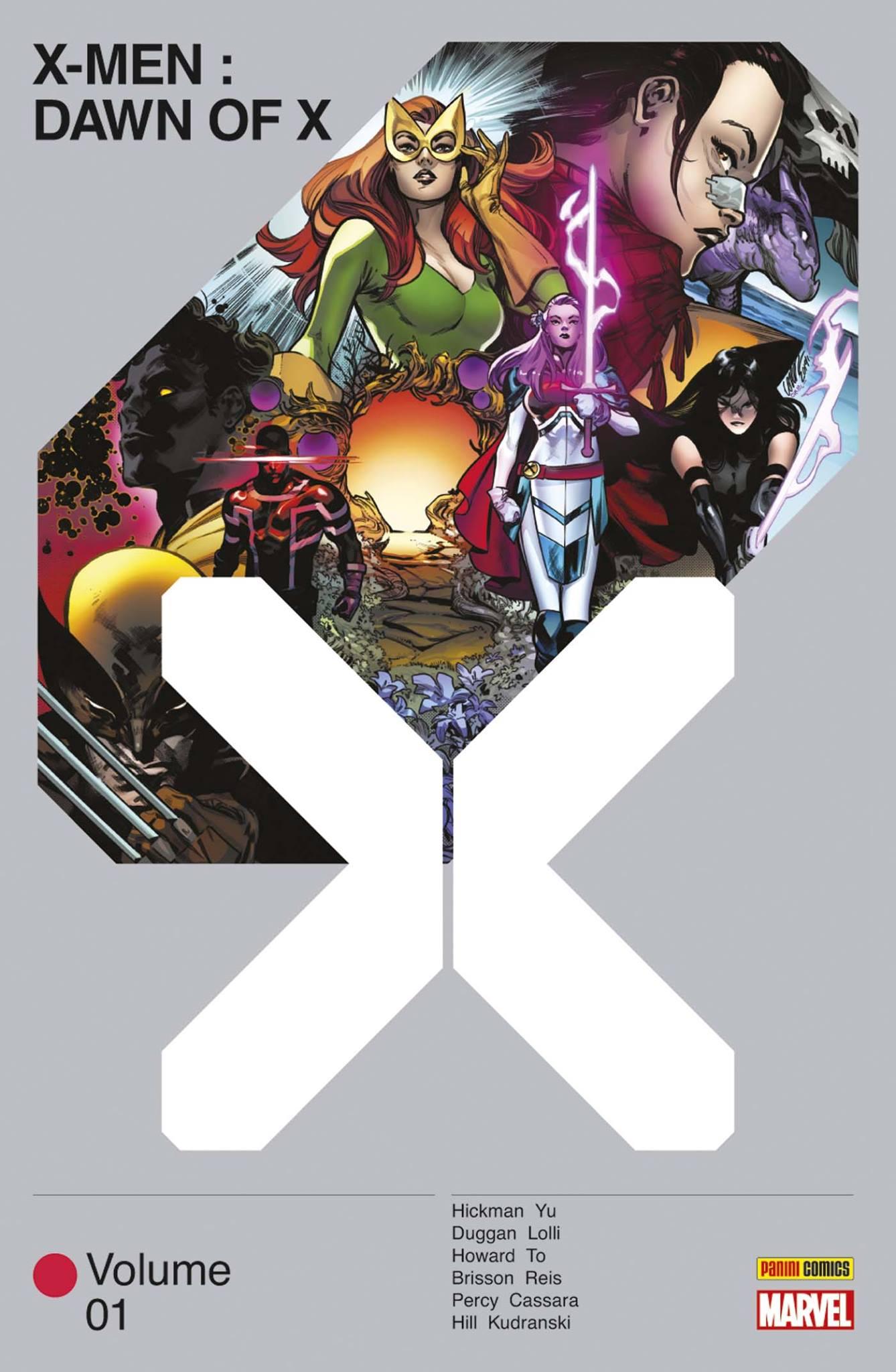 X-MEN : DAWN OF X 1