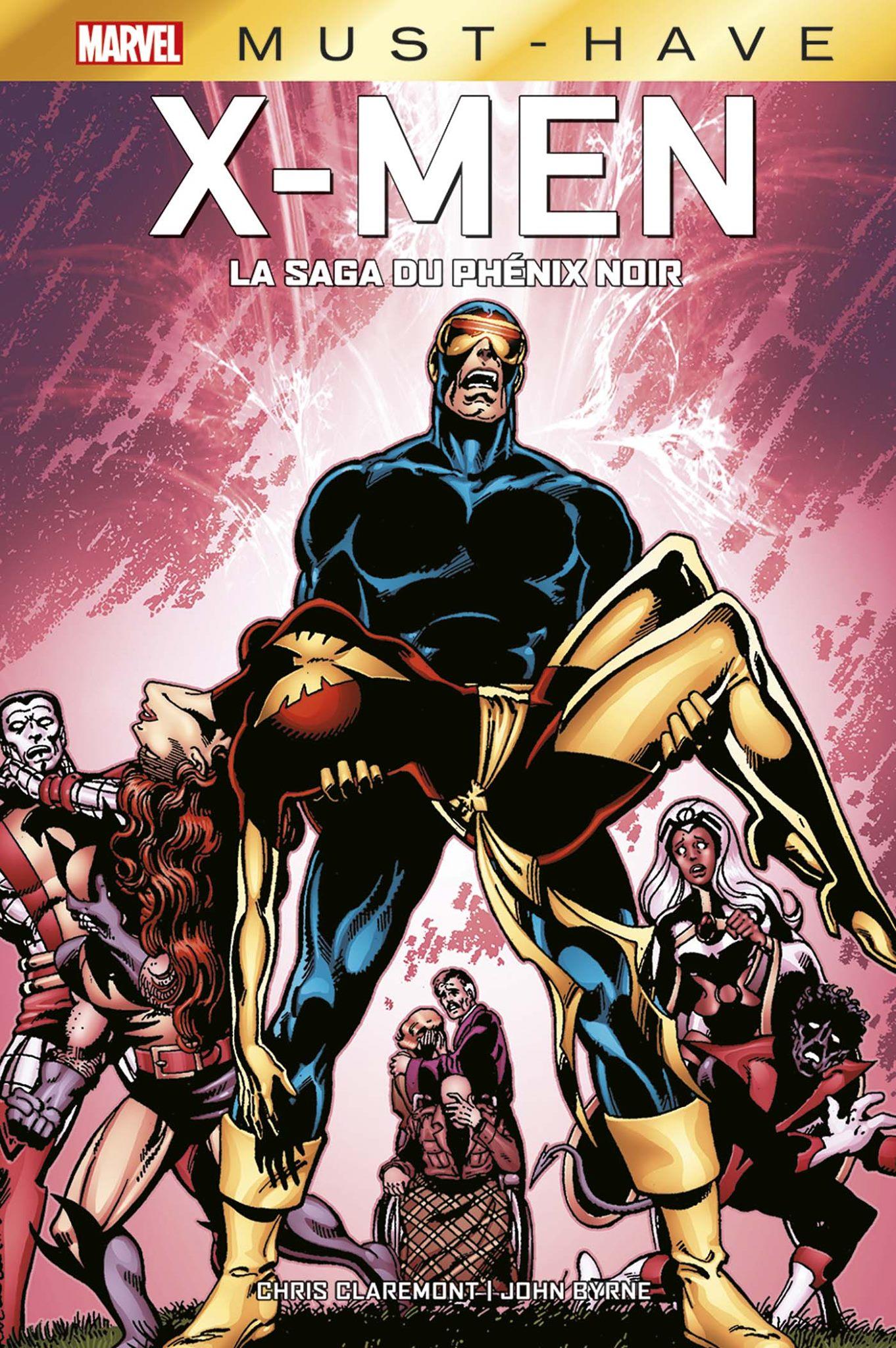 X-MEN : LA SAGA DU PHÉNIX NOIR (MUST-HAVE)