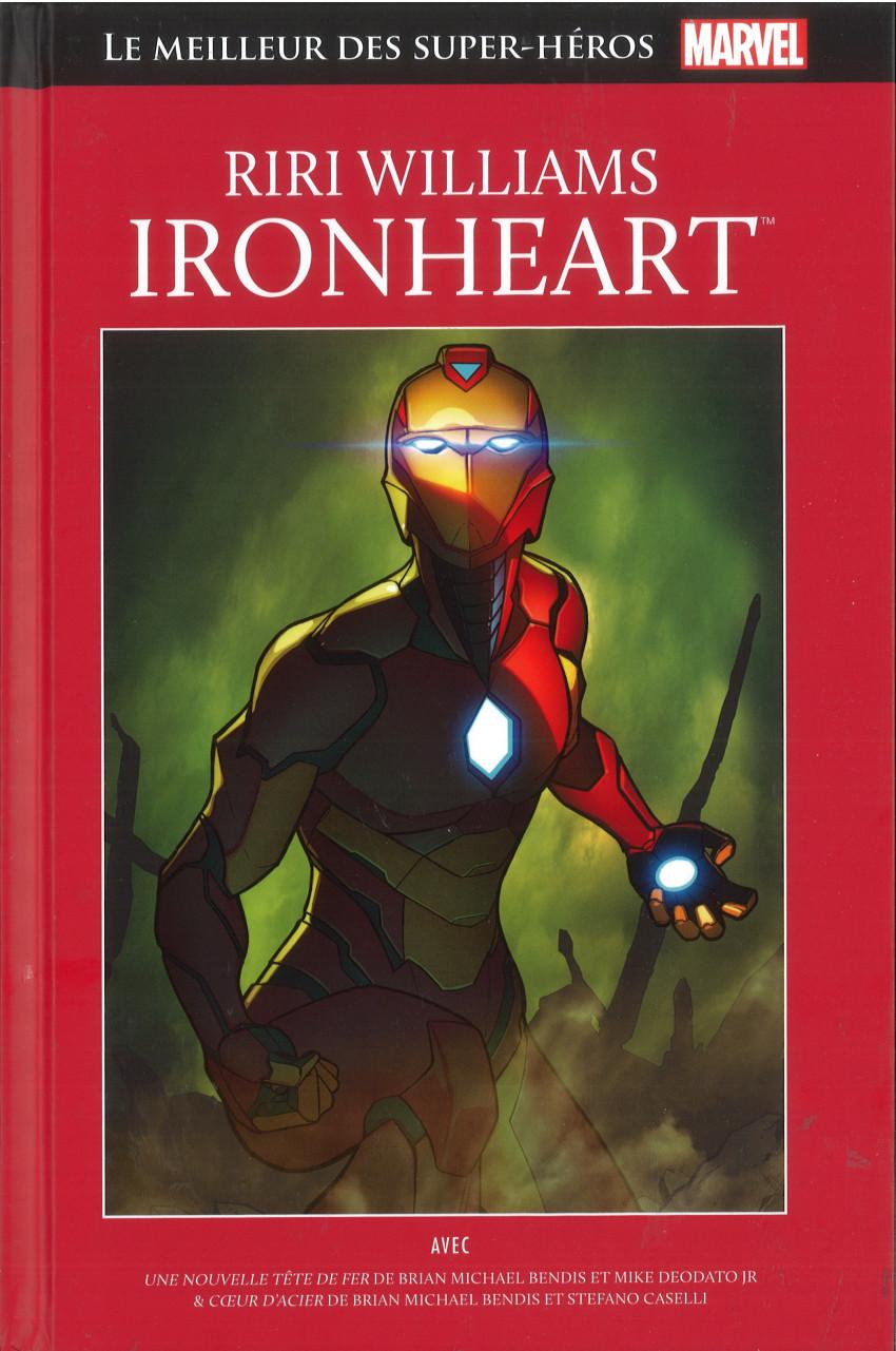 Tome 116: Riri Williams Ironheart