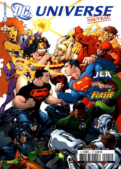 DC Universe 1