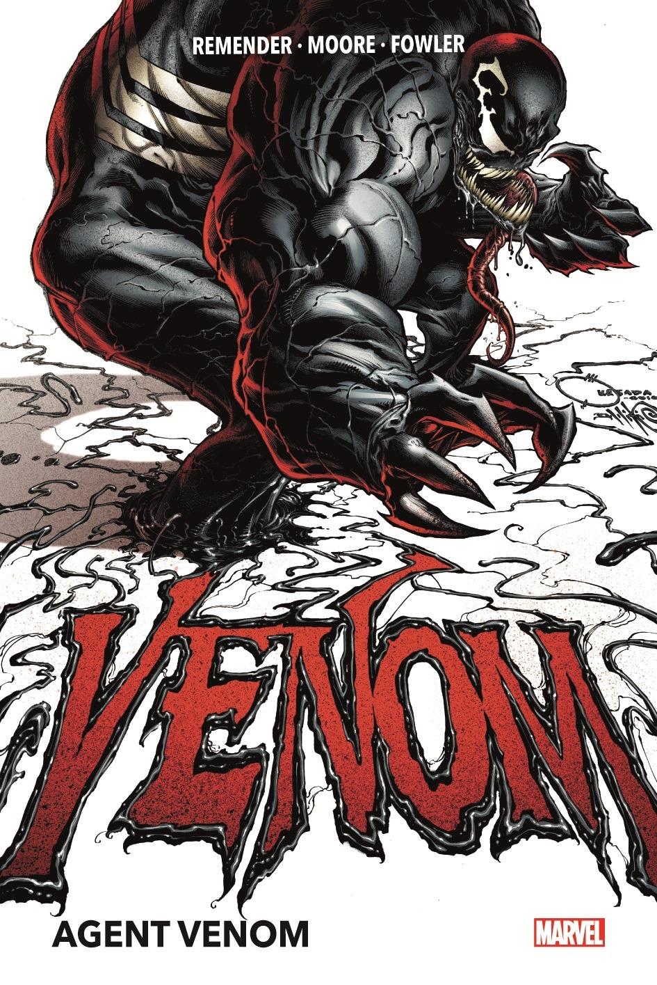 VENOM 1 : Agent Venom