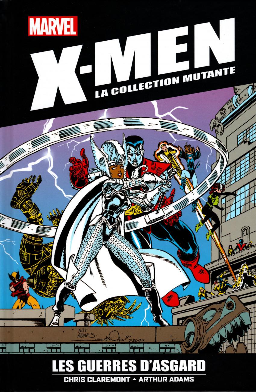 tome 22 : Les guerres d'Asgard