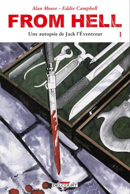 From Hell T01 - Édition couleur
