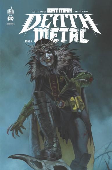 Batman Death Metal tome 3