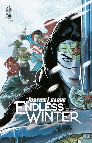 Justice League Endless Winter