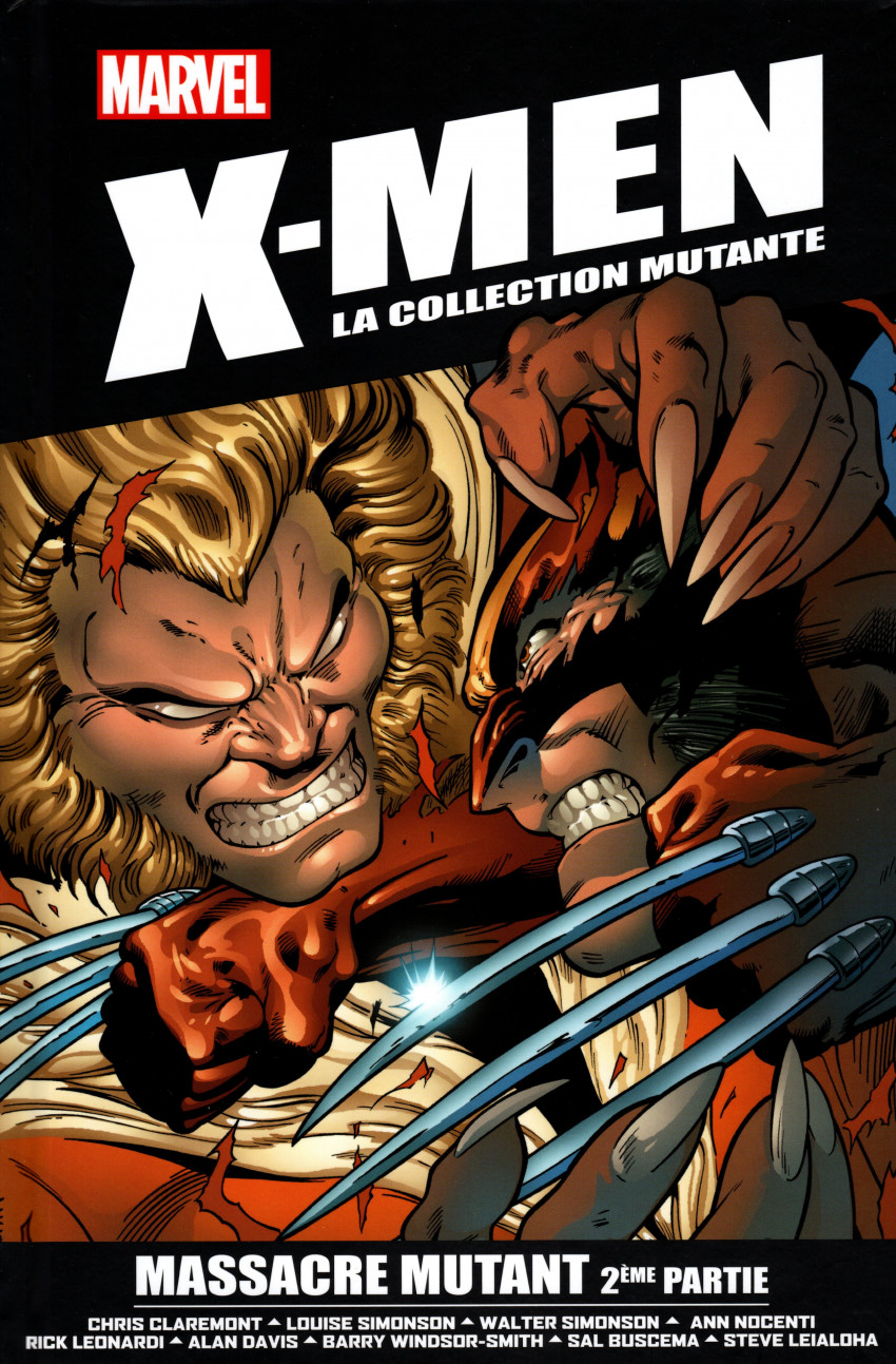 Tome 26 : Massacre Mutant 2ème partie
