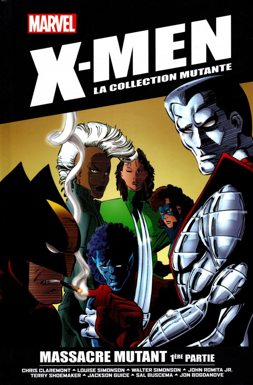 Tome 25 : Massacre Mutant 1ère partie