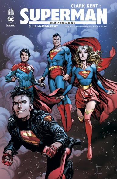 Clark Kent : Superman tome 6