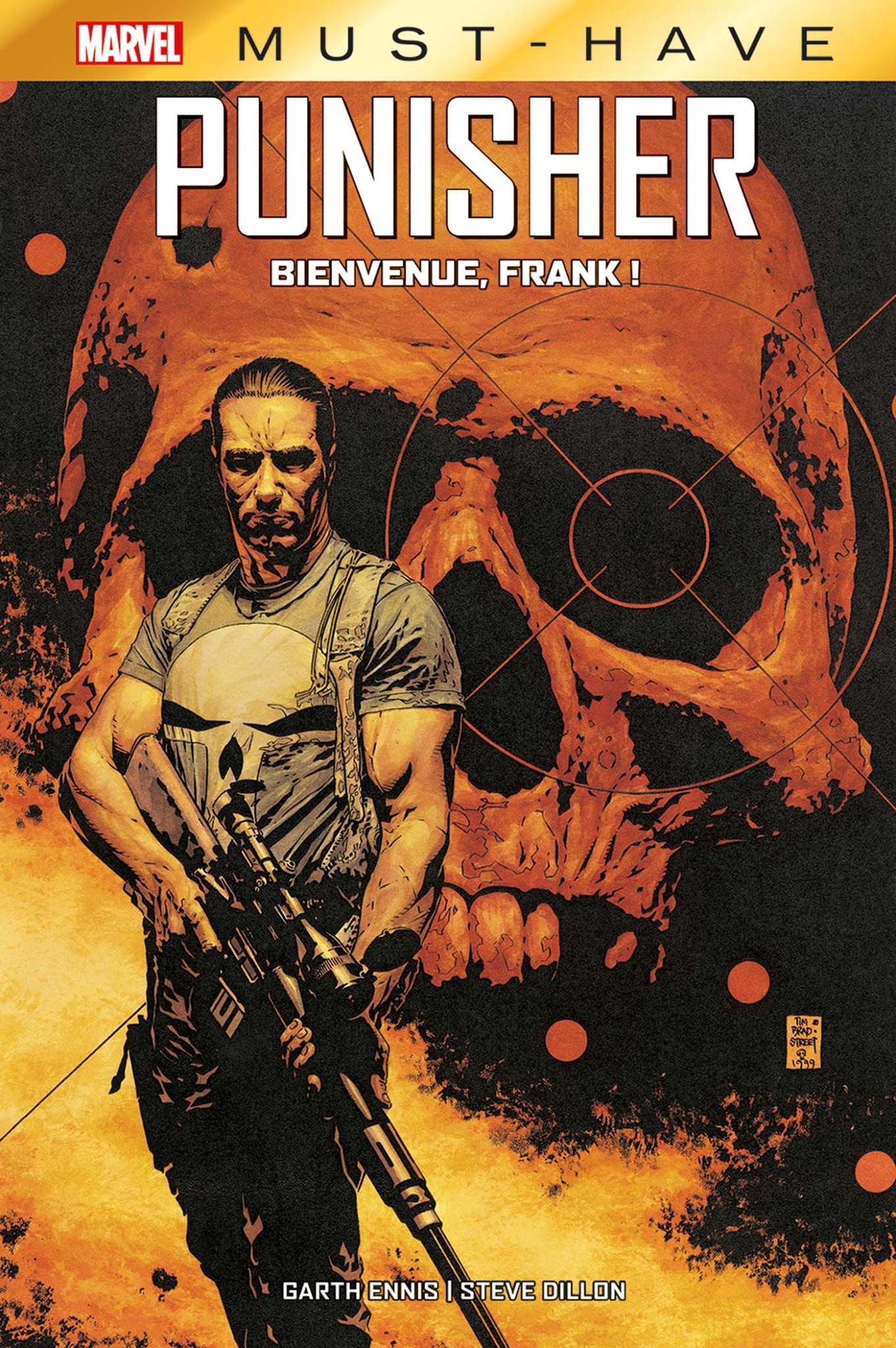 PUNISHER : BIENVENUE, FRANK ! (MUST-HAVE)