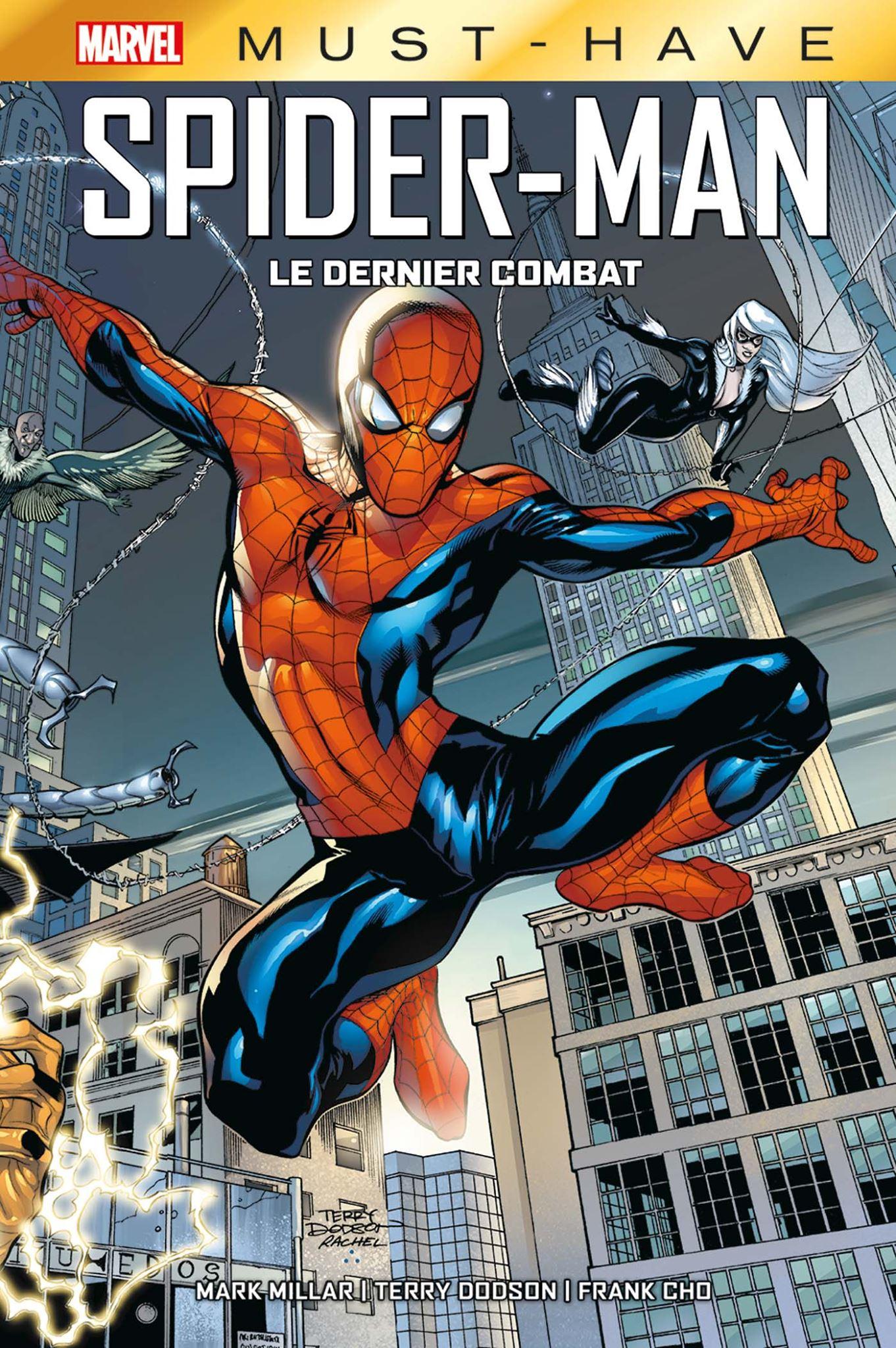 SPIDER-MAN : LE DERNIER COMBAT (MUST-HAVE)