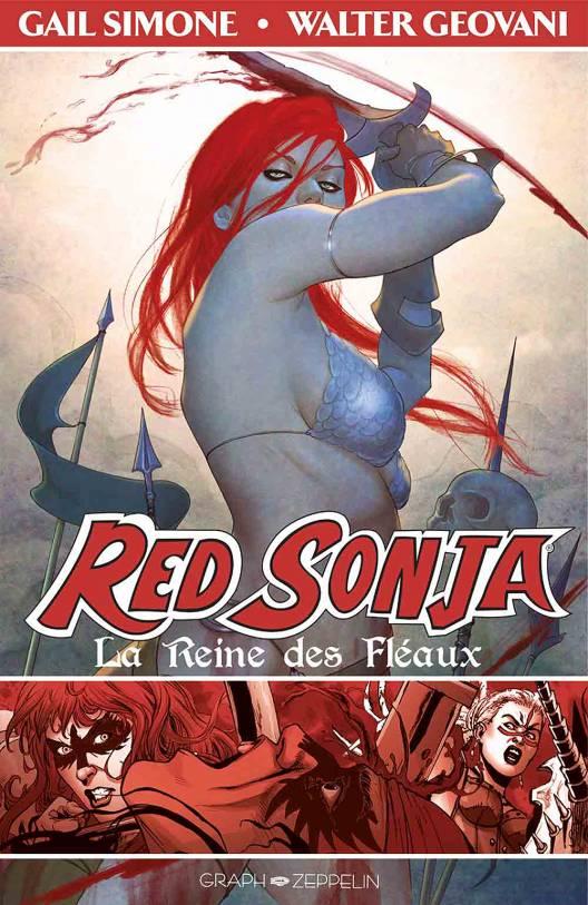 Red Sonja : La Reine des Fléaux