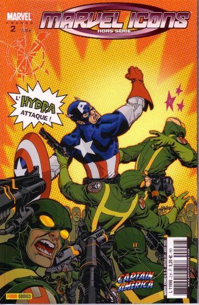 Marvel Icons Hors-Série 02