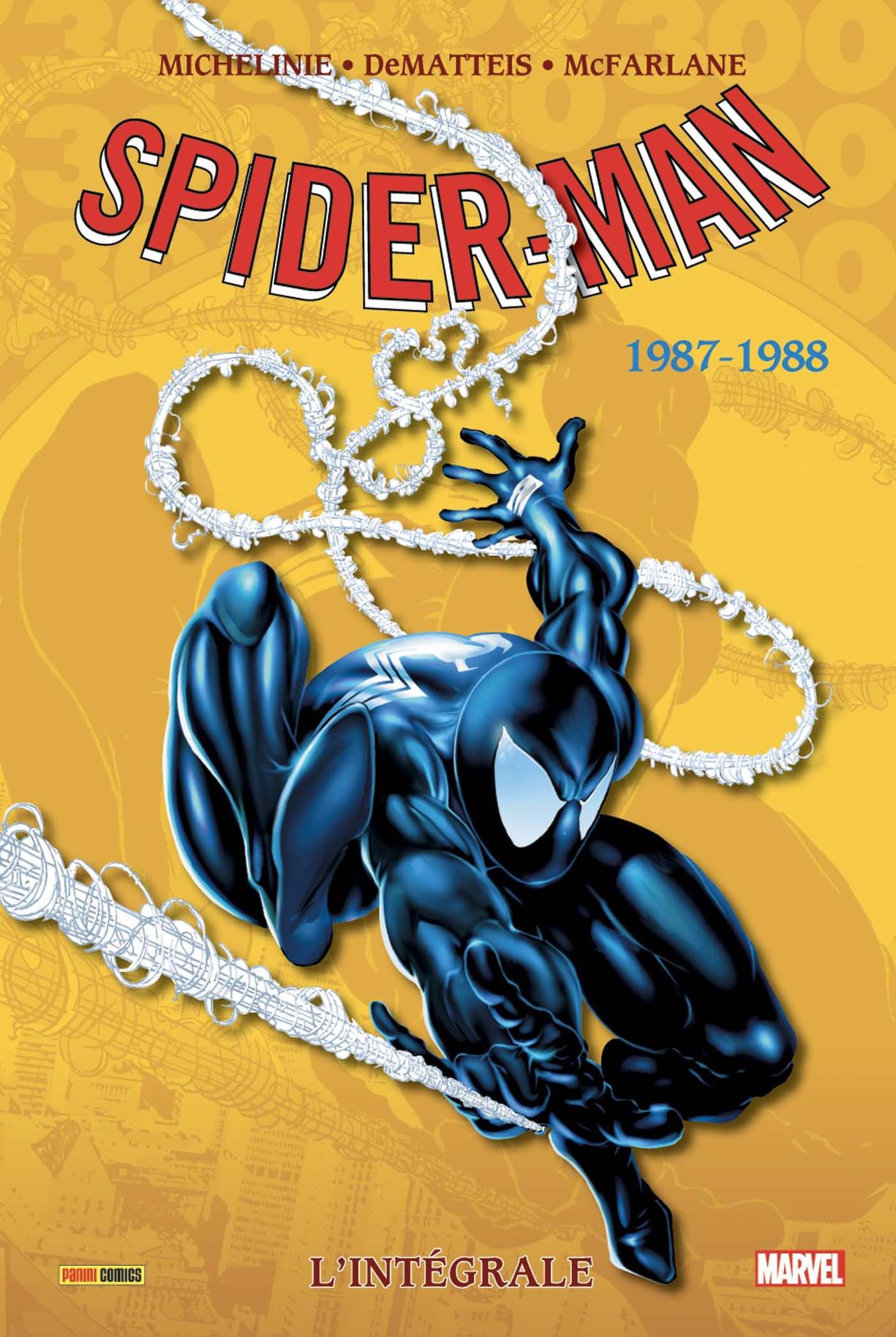 SPIDER-MAN : L'INTÉGRALE 1987-1988