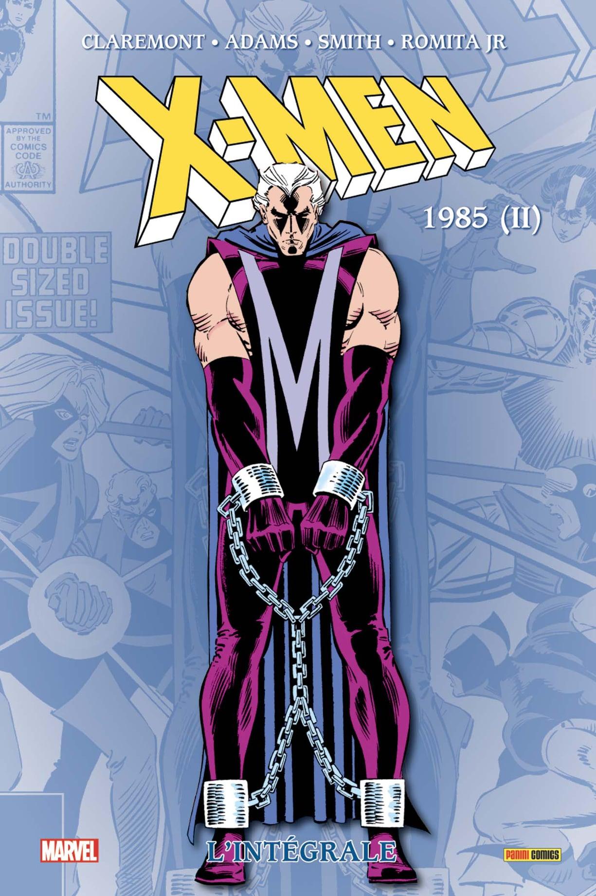 X-MEN : L'INTÉGRALE 1985 (II) (Nouvelle édition)