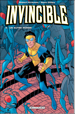 Invincible Tome 5: Un Autre Monde