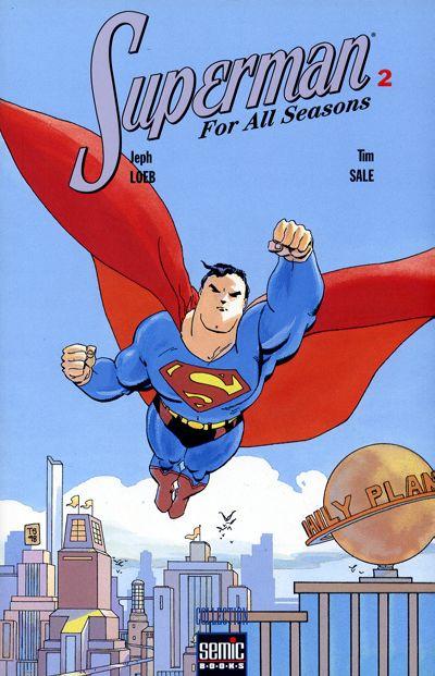 Superman : For All Seasons 2 - Automne et Hiver