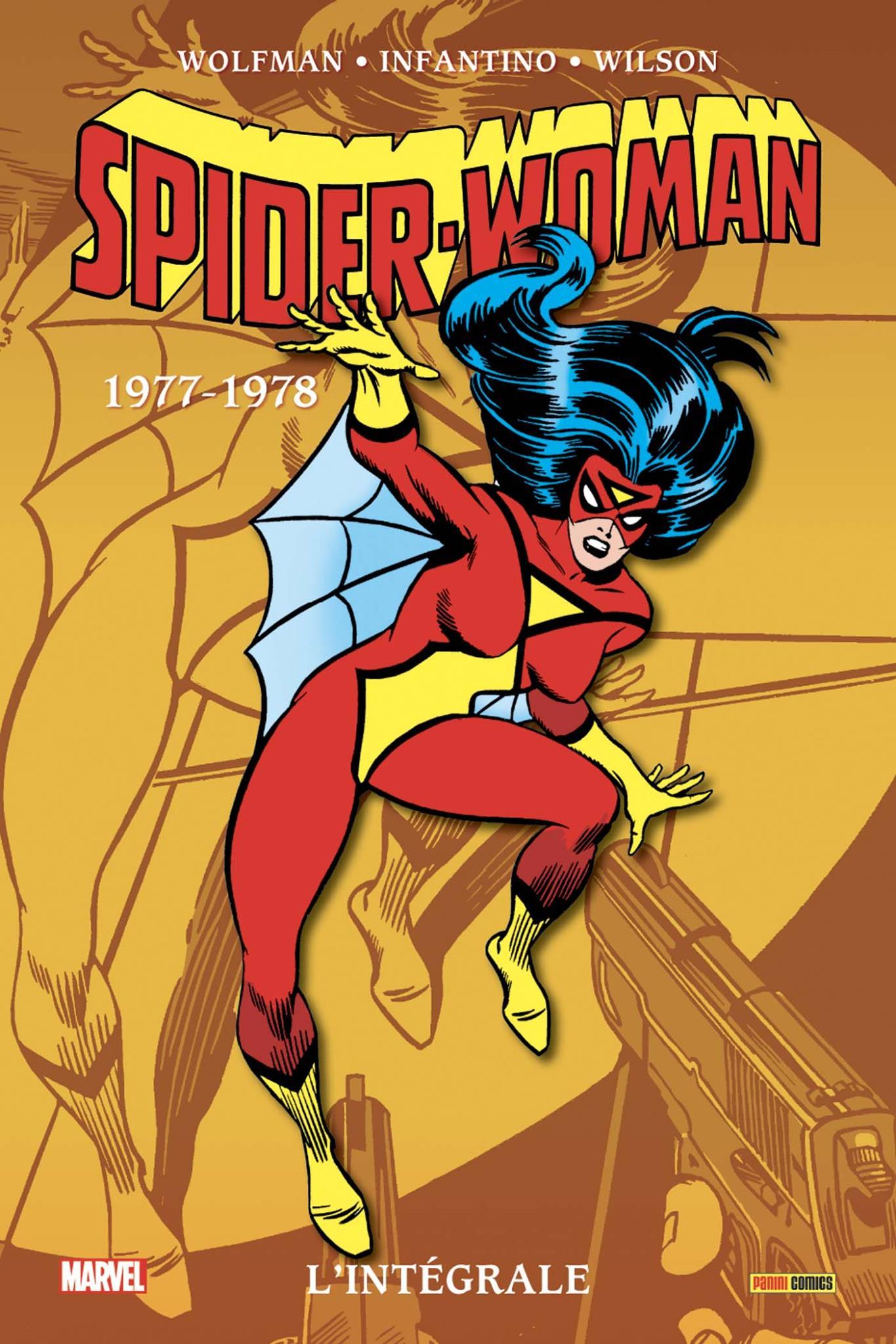 SPIDER-WOMAN : L'INTÉGRALE 1977-1978