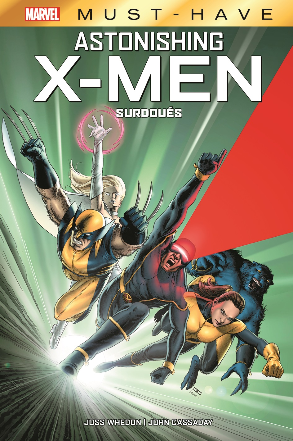 ASTONISHING X-MEN : SURDOUÉS (MUST-HAVE)
