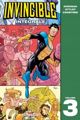Invincible - Intégrale T03