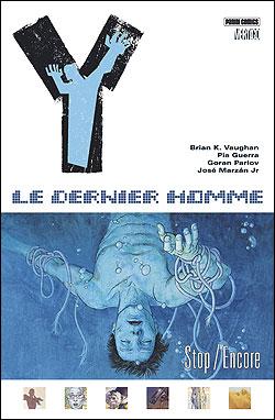 Y: Le Dernier Homme  Tome 04: Stop, Encore