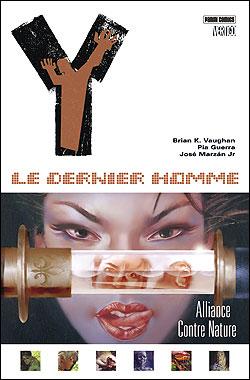 Y: Le Dernier Homme  Tome 05: Alliance Contre Nature