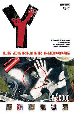 Y: Le Dernier Homme  Tome 07: Le Scoop