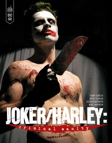 Harley/Joker Criminal Sanity