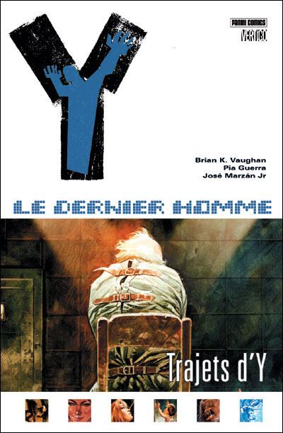 Y: Le Dernier Homme  Tome 10: Trajets d'Y