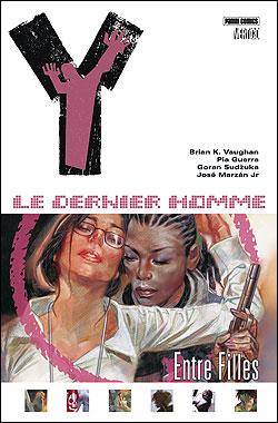Y: Le Dernier Homme  Tome 06: Entre Filles