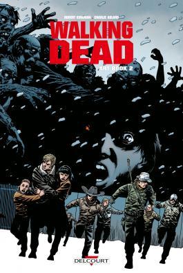 WALKING DEAD ART BOOK T02