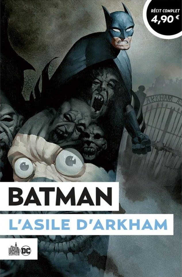 Batman - l'asile d'arkham