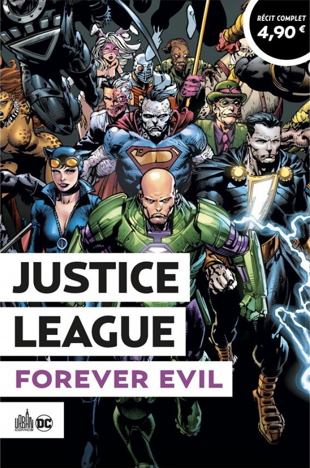 Justice league - forever evil