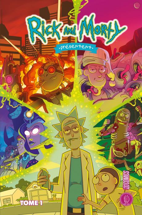 Rick & Morty présentent - Histoires de famille