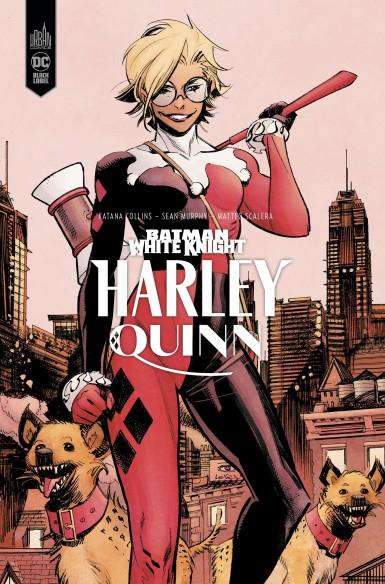 Batman White Knight : Harley Quinn