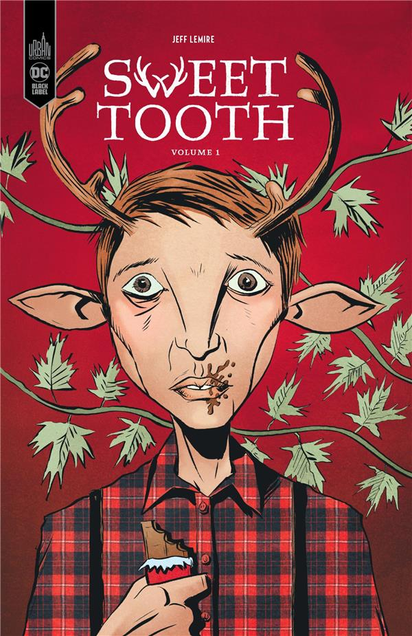 Sweet tooth tome 1 – nouvelle édition