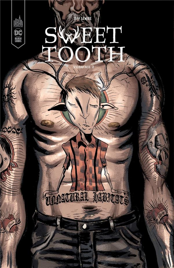 Sweet tooth tome 2 – nouvelle édition