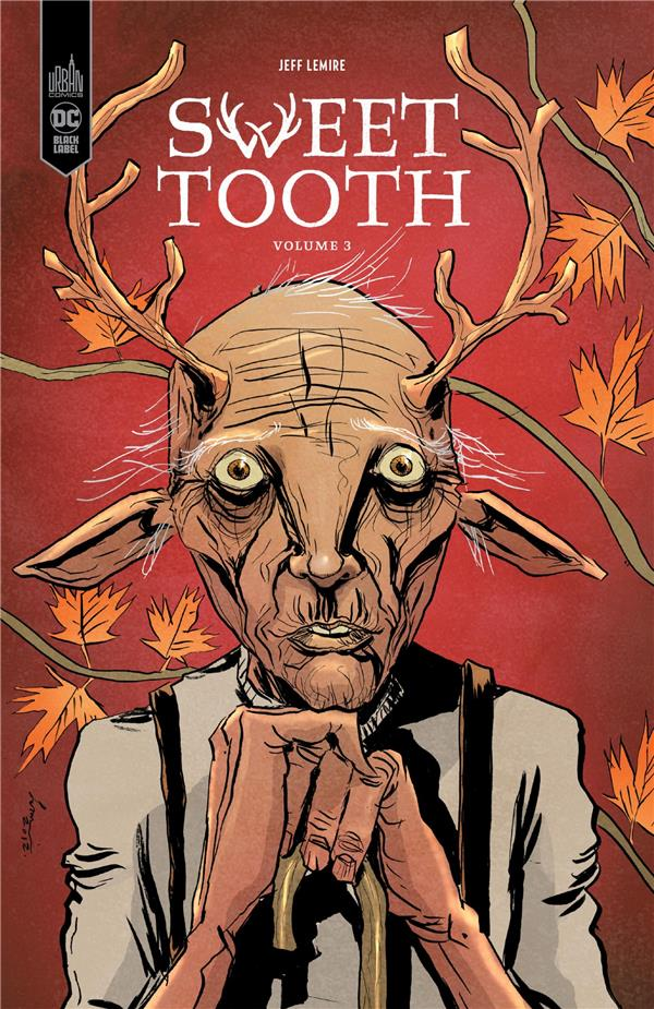 Sweet tooth tome 3 – nouvelle édition